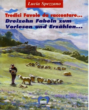 tredici favole da raccontare-lucia spezzano-casa editrice costruttori di pace-maria terranova-pace
