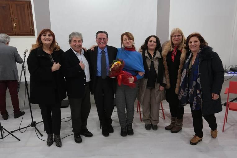 Foto di gruppo_Lucia Spezzano ad Acri, città di Sant'Angelo_Giuseppe Politi-Casa Editrice Costruttori di Pace-Associazione Costruttori di Pace-Maria Terranova