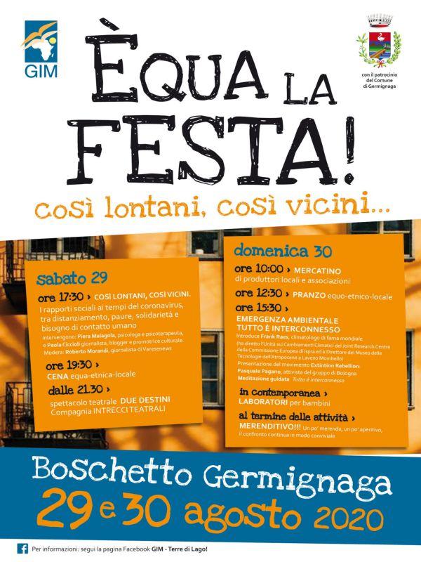 equalafesta-festa equo solidale-evento Germignaga-evento Luino-evento equosolidale 2020-casa editrice costruttori di Pace