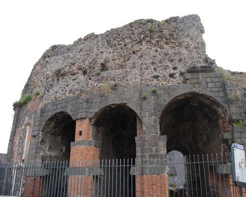 Teatro Romano di Catania-visita Odeo-Maria Terranova-Costruttori di Pace-