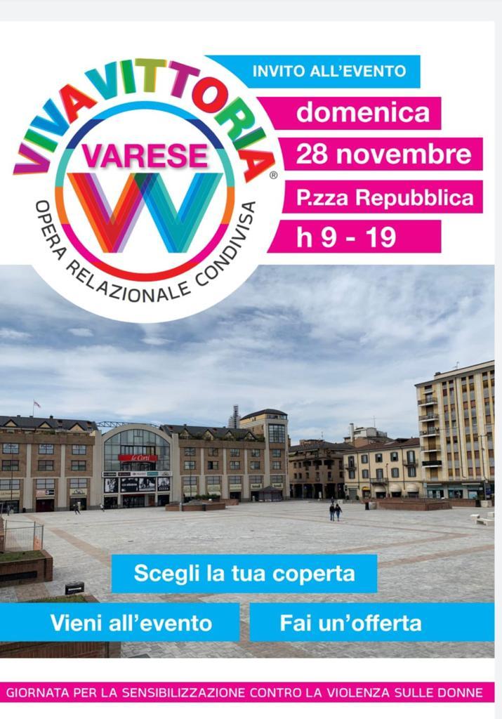 evento viva vittoria Varese 2021